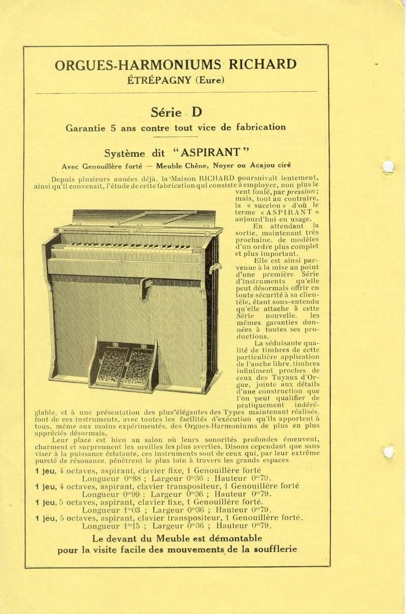 Catalogue Richard 1928 Numari28