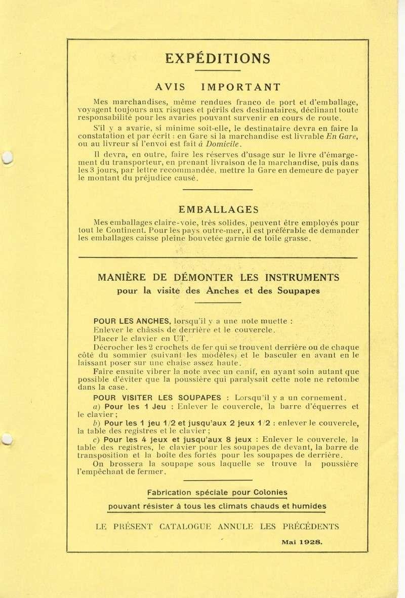 Catalogue Richard 1928 Numari29