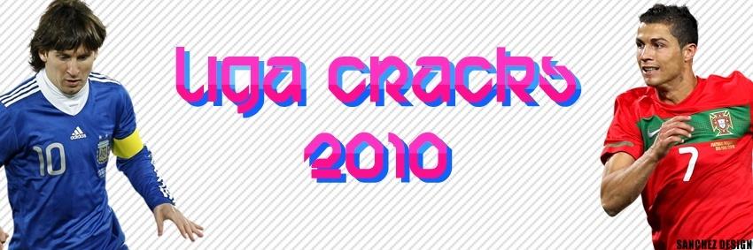 Liga Cracks 2010