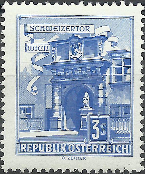 """Bauwerke und Baudenkmäler """"Bautenserie"""" - Seite 4 0300_a10"""