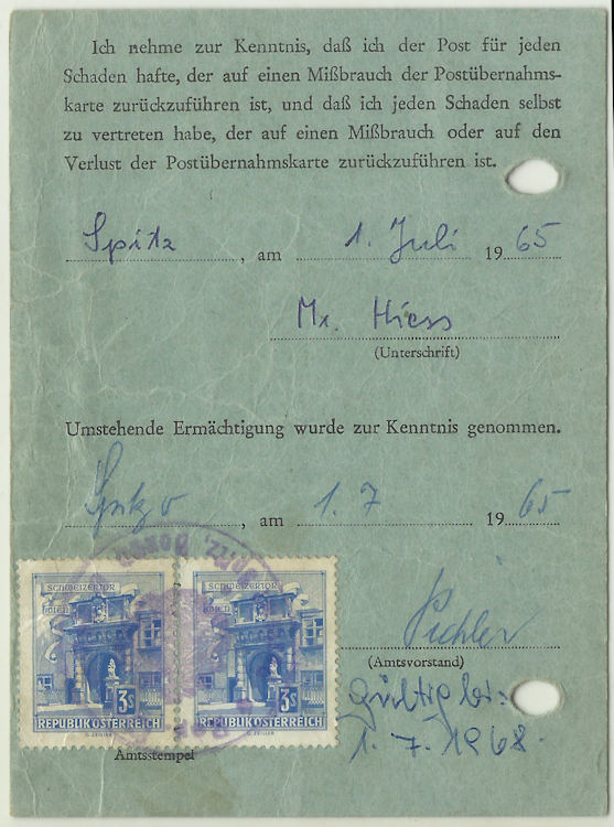 """Bauwerke und Baudenkmäler """"Bautenserie"""" - Seite 4 0300_p10"""