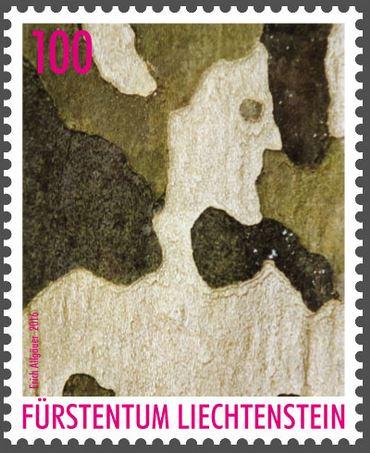 Liechtenstein - Liechtenstein 2016 - Ausgabetag 5. September Allgty10
