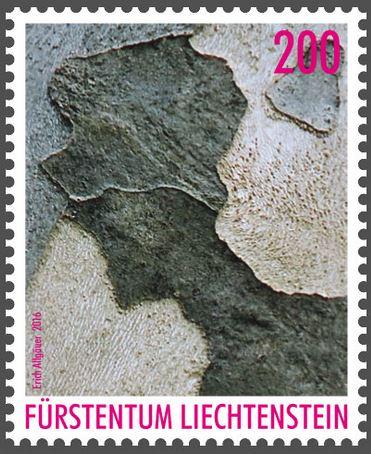 Liechtenstein 2016 - Ausgabetag 5. September Allgty12
