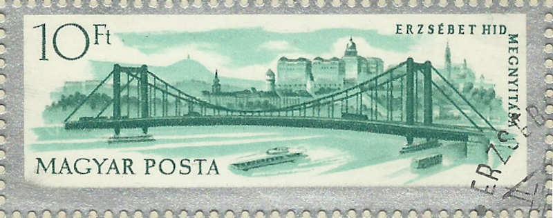 Brücken auf Briefmarken - Seite 2 Elisab10