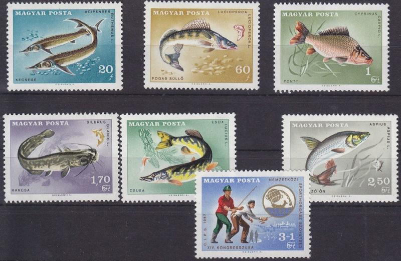 Liechtenstein - Fische Fisch_10