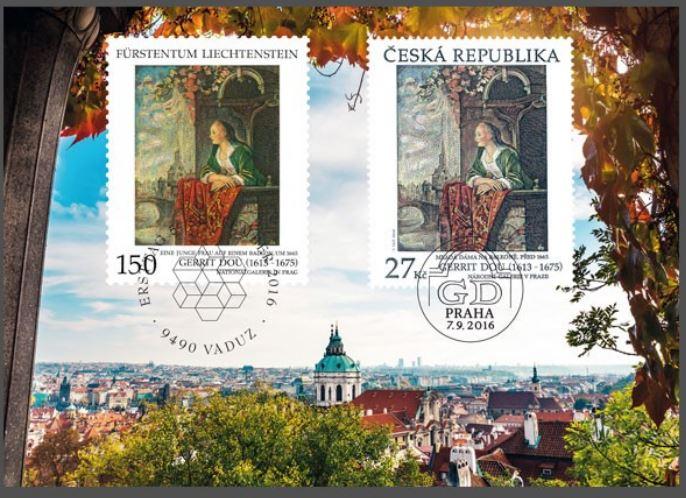 Liechtenstein - Liechtenstein 2016 - Ausgabetag 5. September Gemein11