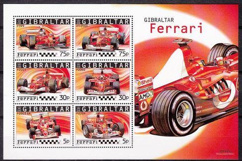 Formel 1 - nur ein Männerthema? Gibral10