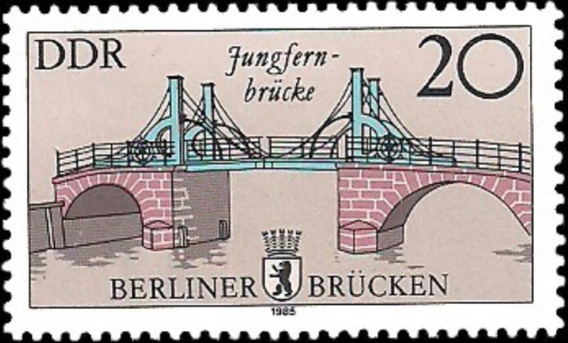 Briefmarken - Brücken auf Briefmarken - Seite 2 Jungfe10