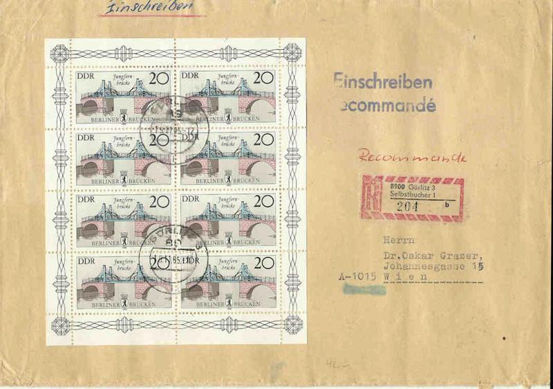 Briefmarken - Brücken auf Briefmarken - Seite 2 Jungfe11