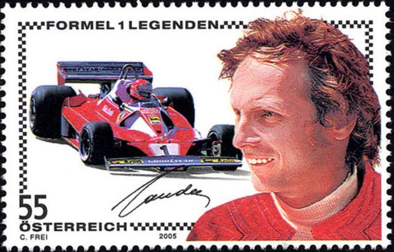 Formel 1 - nur ein Männerthema? Lauda10