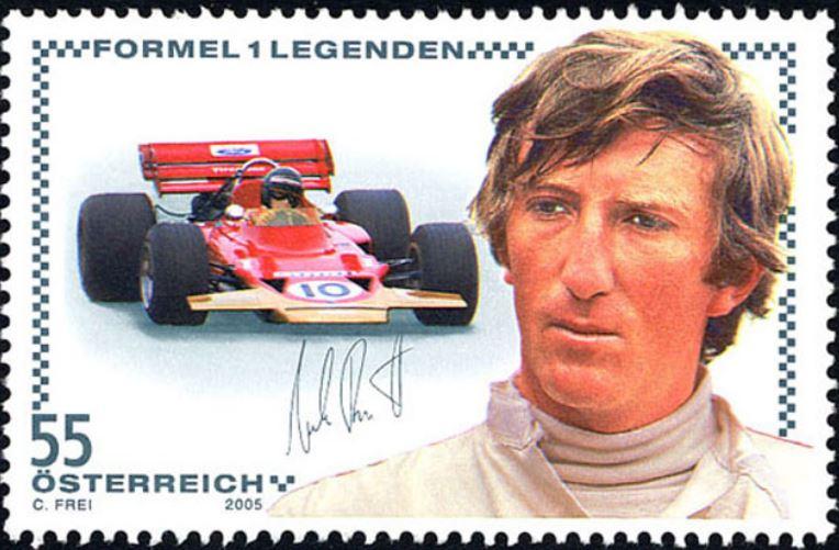 Formel 1 - nur ein Männerthema? Rindt10