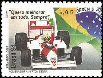 Formel 1 - nur ein Männerthema? Senna111