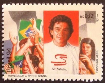 Formel 1 - nur ein Männerthema? Senna211