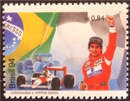 Formel 1 - nur ein Männerthema? Senna311