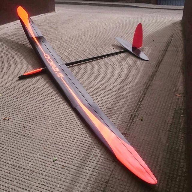 NEW VINCO F5J FRED MODELISME 13627911