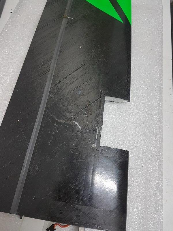 ULTIMA Réparation aile mousse 14080912