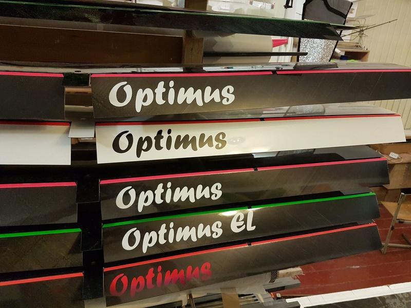 OPTIMUS F5J FRED MODELISME  14124210