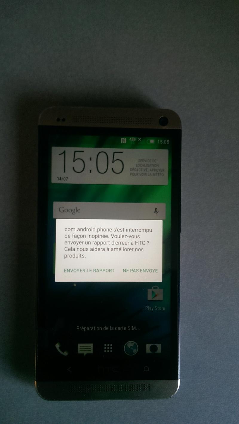 """[AIDE] l'appli """"com.Android.phone s'est interrompu"""" sur htc one M7 Imag0310"""