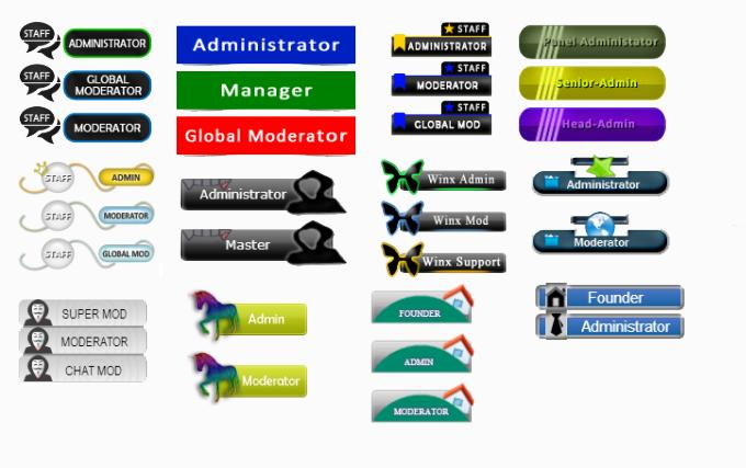 Member ranks - Gallery  124