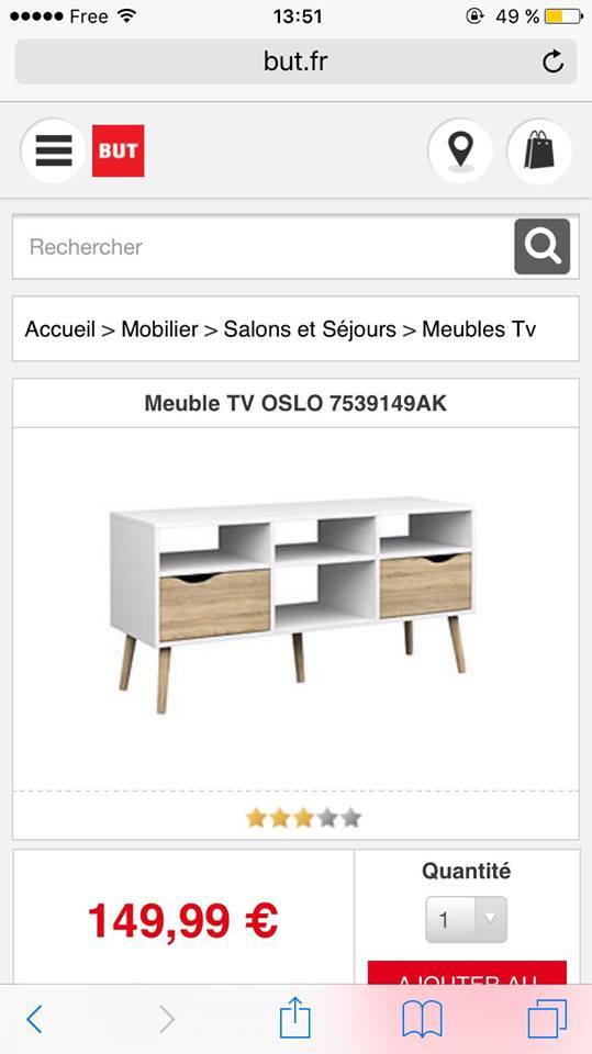 meuble de salon 13819410