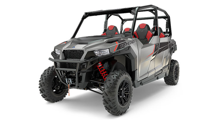 2017 Polaris models 3q10