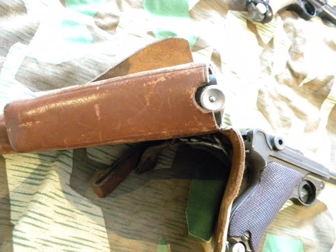 Réflexions sur la production de pistolets Luger P 08, par Mauser, en 1945-1946. - Page 3 Hols_l10