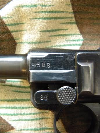Réflexions sur la production de pistolets Luger P 08, par Mauser, en 1945-1946. - Page 3 Nc58810