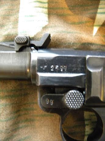 Réflexions sur la production de pistolets Luger P 08, par Mauser, en 1945-1946. - Page 3 Nc_25910