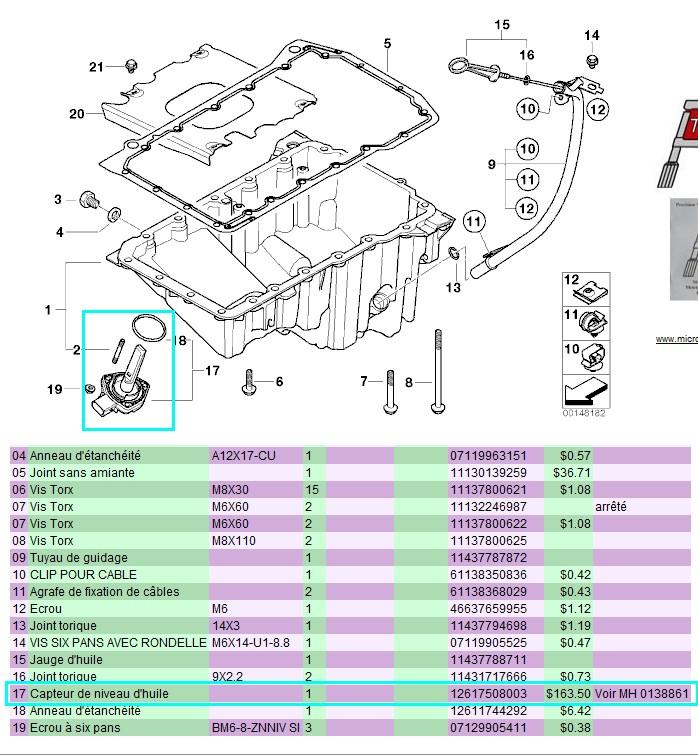 [BMW 320 d E46] Problème de voyant d'huile Sans_t12