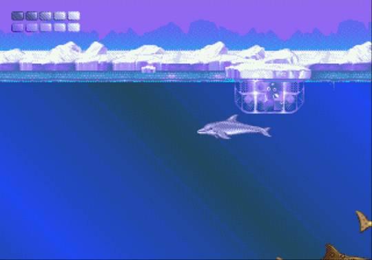 [MegaDrive] Ecco the dolphin 1112