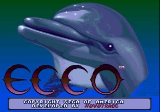 [MegaDrive] Ecco the dolphin 115