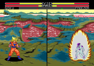 [MegaDrive] Dragon Ball Z: l'appel du destin 1310