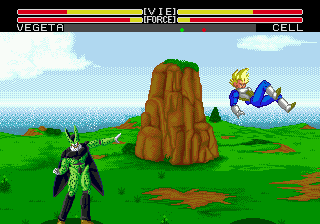 [MegaDrive] Dragon Ball Z: l'appel du destin 2010