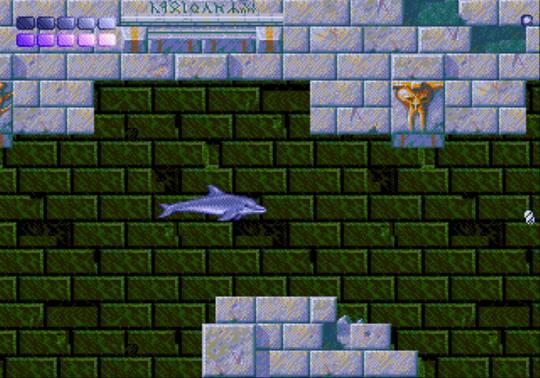 [MegaDrive] Ecco the dolphin 2011