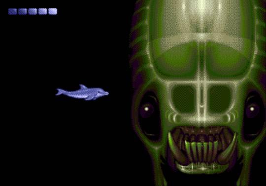 [MegaDrive] Ecco the dolphin 2112
