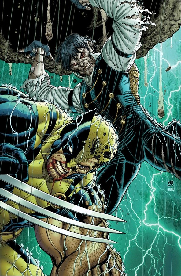 Wolverine and the X-Men # 23 Wolver11