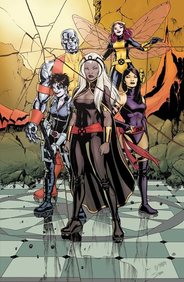 X-Men # 40 Xmen4010