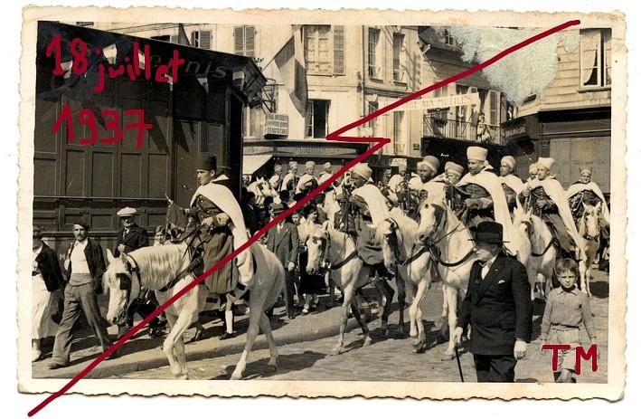 Les Spahis de 1935-40 au travers de l'iconographie Honfle10