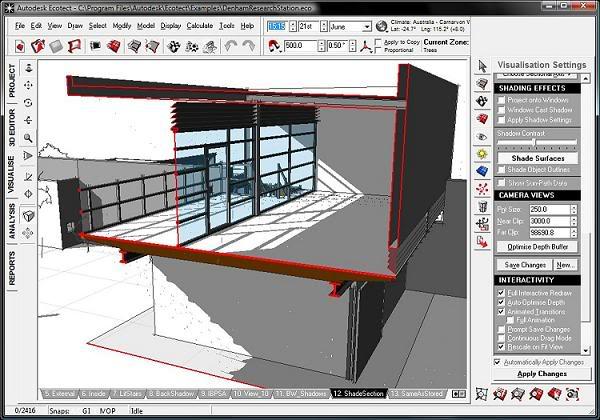 Giới thiệu về Autodesk Ecotect Analysis 2010 Ecotec11