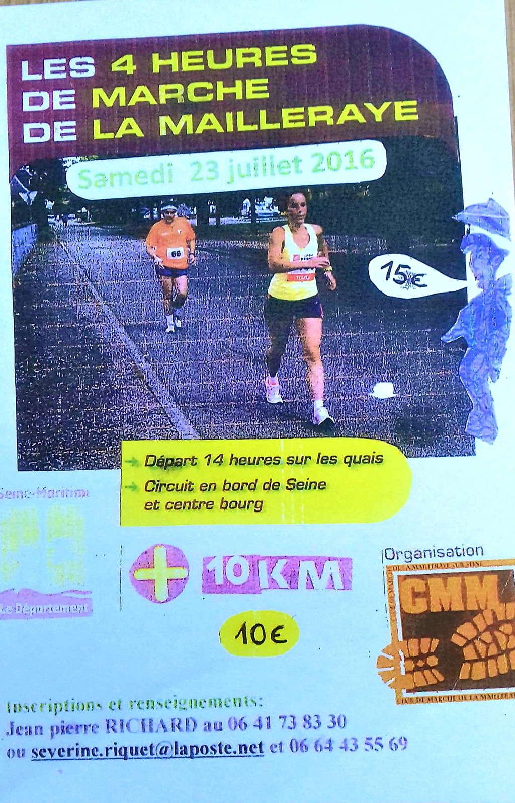 4 Heures de la Mailleraye sur Seine 13738110