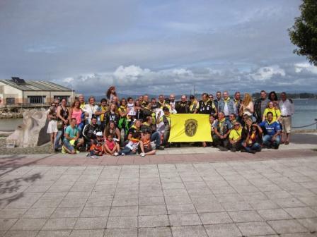 Os Abelurios - Las Motos Las Llevamos Nosotros - Portal 09112