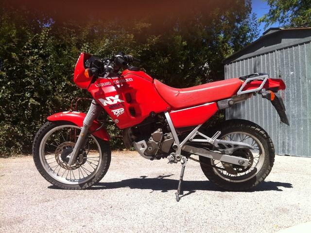 Honda 250 NX Img_3213