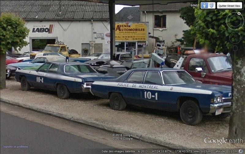 STREET VIEW : les vieilles voitures américaines - Page 2 Voitur12