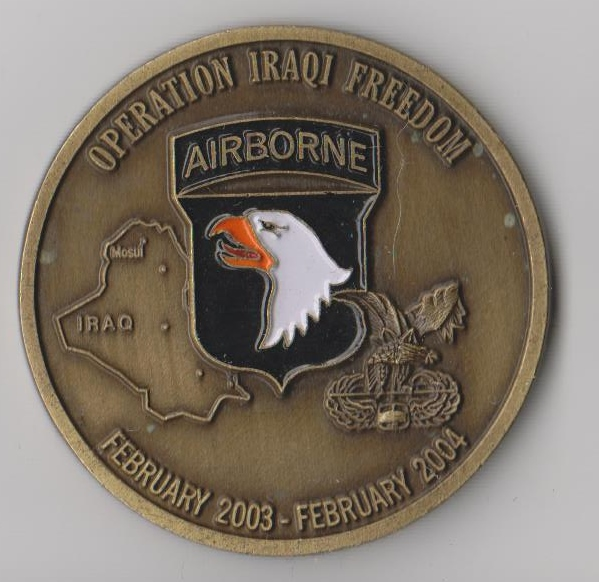 Some of my challenge coins - Page 2 101abk11