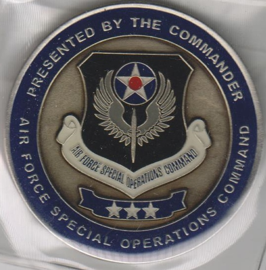 Some of my challenge coins - Page 2 Afsoc10