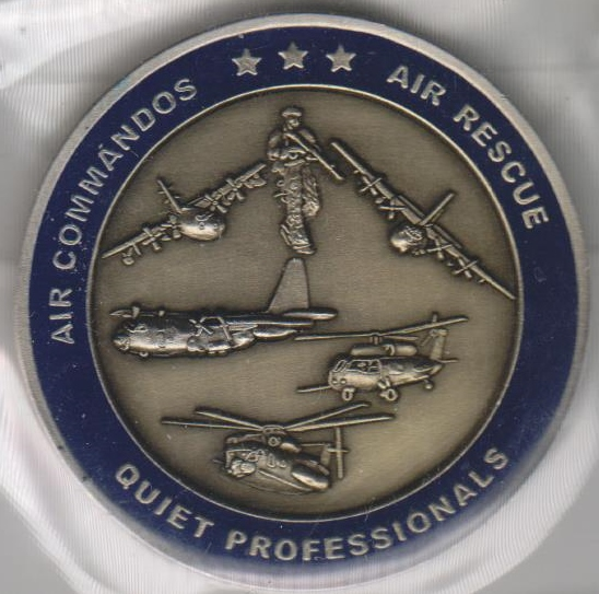 Some of my challenge coins - Page 2 Afsoc110