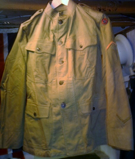 A few of my WW1 Uniforms - Page 2 Pict0026