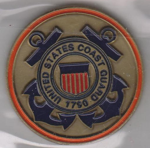 Some of my challenge coins - Page 2 Uscg110