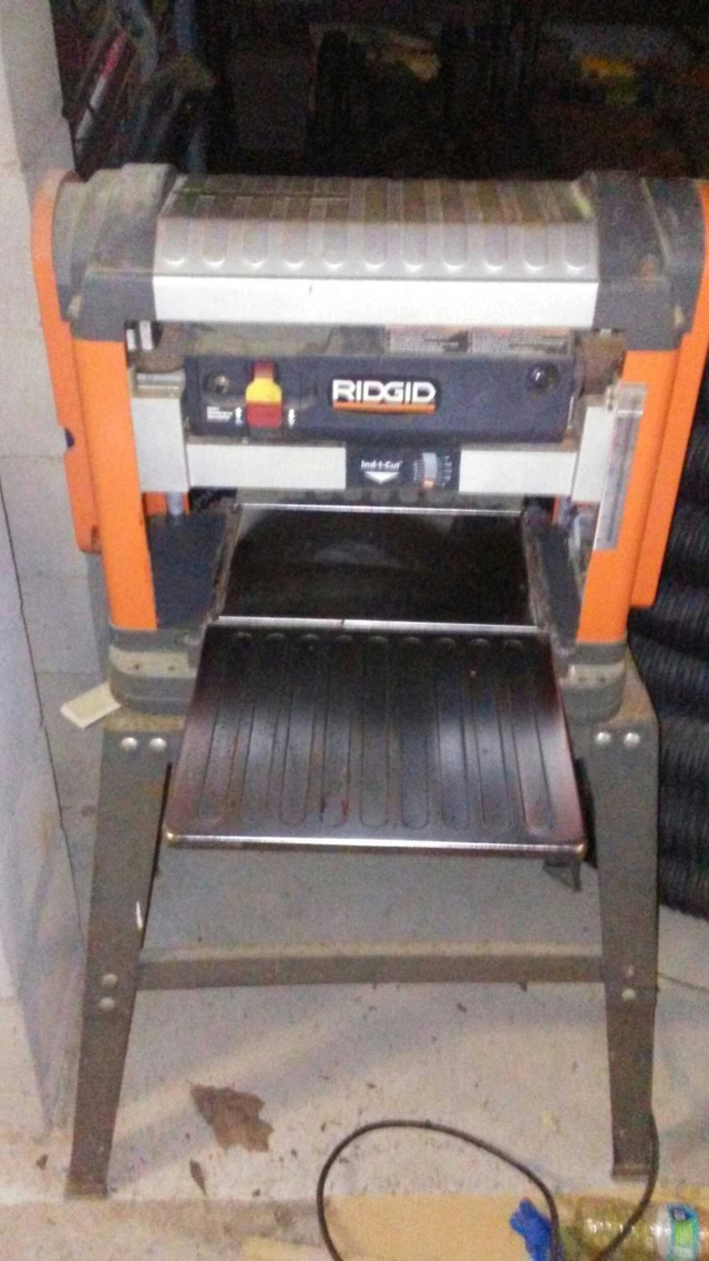 !!!  Jointer, Planer, and Dust Collector For Sale  !!! 20160713