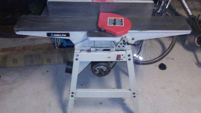 !!!  Jointer, Planer, and Dust Collector For Sale  !!! 20160716